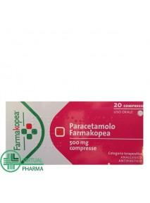 Farmakopea Paracetamolo 500...