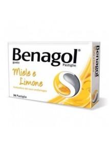 Benagol Gusto Miele Limone...