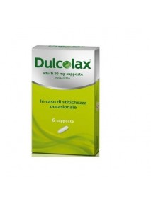 Dulcolax Adulti 6 Supposte...